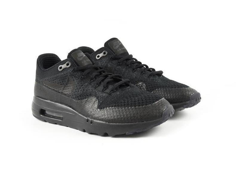 Air Max 1 Ultra Flyknit Black/Black/Anthracite 856958 001