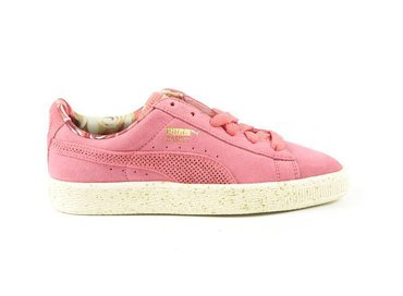 Puma Suede X Careaux Porcelain Rose/Whisper White 362307 01