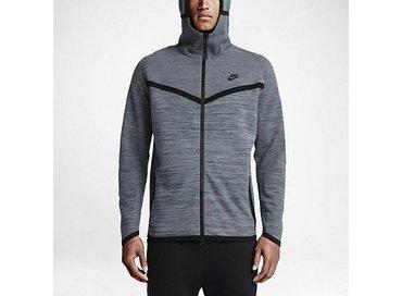 Nike Men's Sportswear Tech Knit Winderunner Jacket Cool Grey/Dark Grey/Black 728685 043