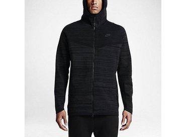 Men's Sportswear Tech Knit Windrunner Jacket Black/Anthracite 728685 010