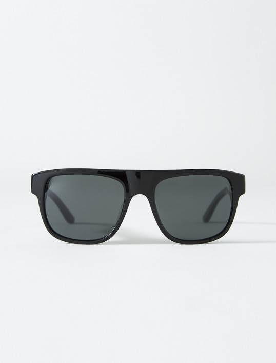 Santana Sunglasses Black Dark Grey 140007