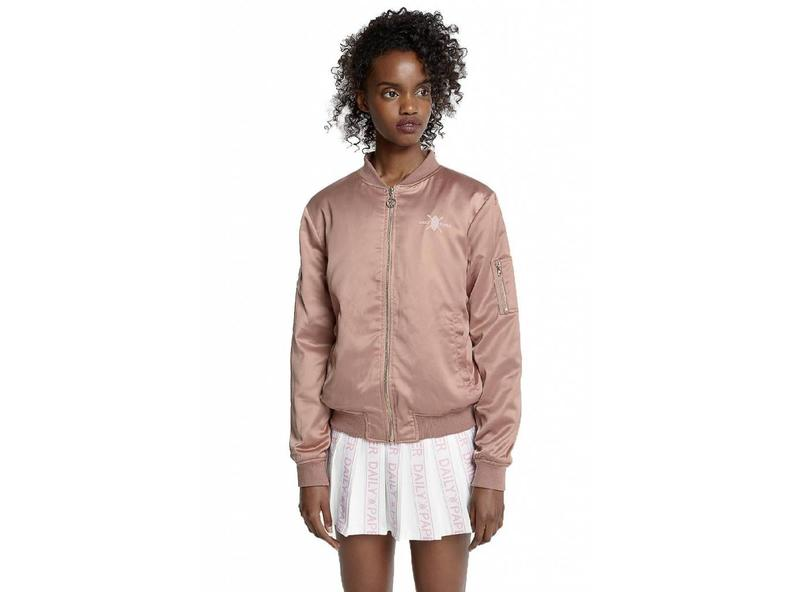 Bomber Old Pink