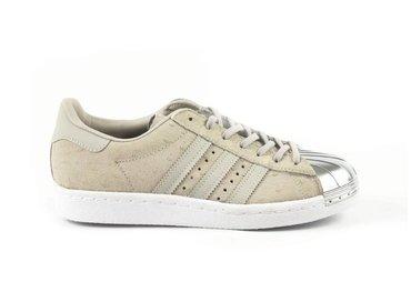 Superstar 80s Metal Toe Grey/Grey S76711