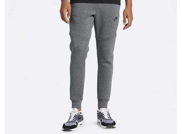 Nike Men's Sportswear Tech Fleece Jogger Carbon Heather/Black 806696 091