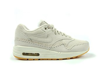 Nike Air Max 1 Sherpa PRM Birch/Birch-Ivory-Gum Light Brown 454746 204