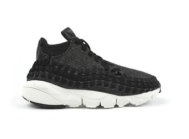 Nike Footscape Woven Chukka SE Black/Black/Ivory 857874 001