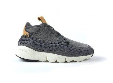 Nike Air Footscape Woven Chukka SE Dark Grey/Sail/Vachetta Tan 857874 002
