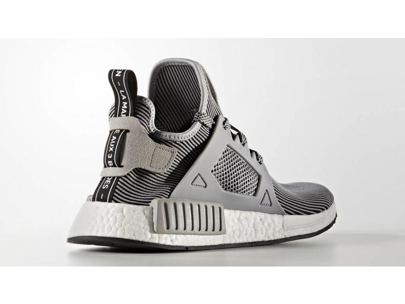 NMD XR1 PK Solid Grey s32218