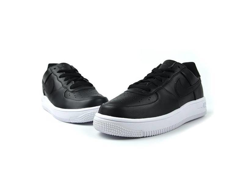Air Force 1 Ultraforce GS Black/Black-White 845128 001