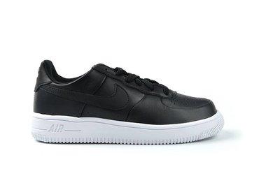 Nike Air Force 1 Ultraforce GS Black/Black-White 845128 001