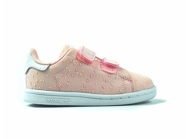Stan Smith CF I Pink/White S32179