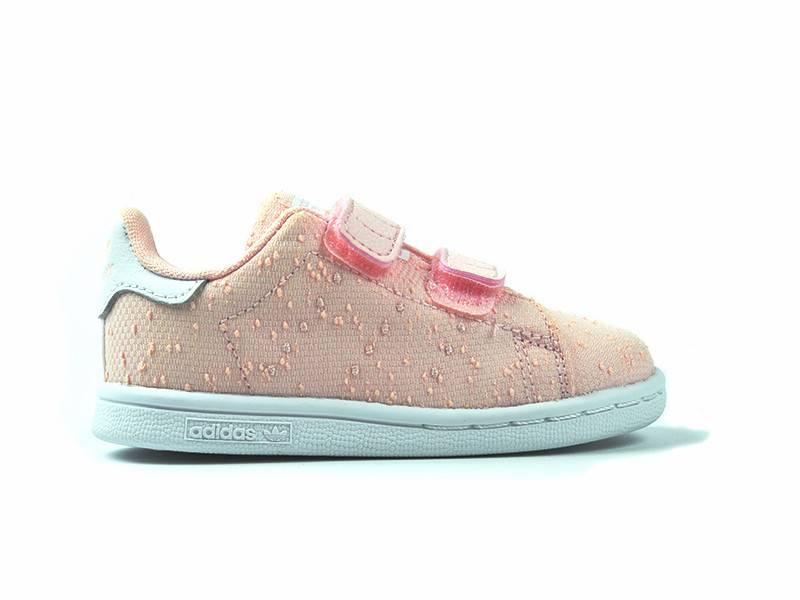 Stan Smith CF I Pink/White S32179