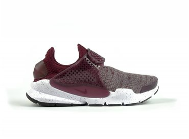 Nike Sock Dart SE Premium Night Maroon/Night Maroon/University Red 859553 600