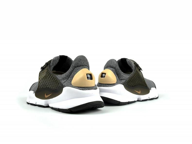 WMNS Sock Dart SE Black/Vachetta Tan/White 862412 001