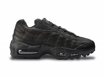 WMNS Air Max 95 Black/Black-Summit White 807443 004