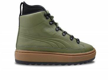The Ren Boot Burnt Olive/Black 363366 03