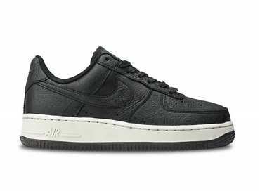WMNS Air Force 1 '07 PRM Ess. Black/Light Bone 860532 001