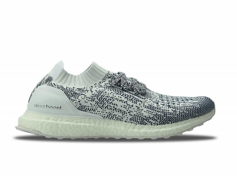 UltraBoost Uncaged Grey/White BA9616