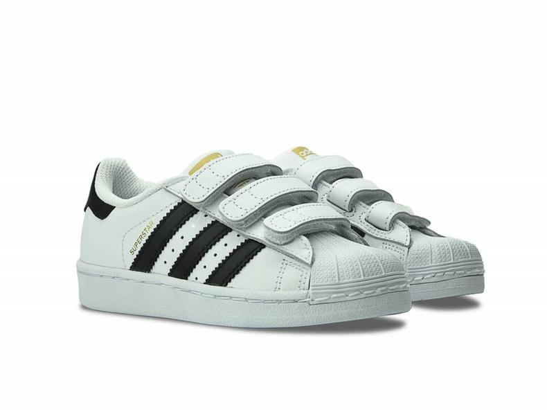 Superstar Foundation CF C White/Core Black/White B26070