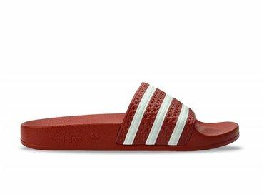 Adidas Adilette Red/White 288193