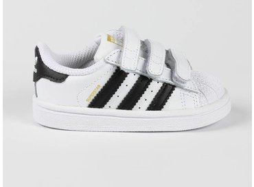 Superstar Foundation CF I White/Black B23637