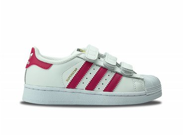 Adidas Superstar Foundation CF C White/Pink B23665