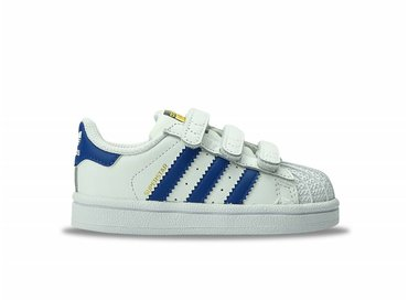 Adidas Superstar Foundation CF I White/Blue S74946