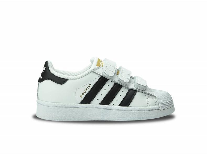 Superstar Foundation CF I White/Black B23637