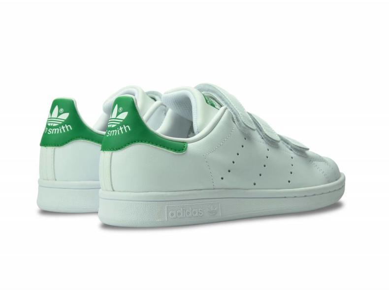 Stan Smith CF J White/Green S82702
