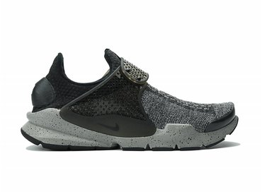 Nike Sock Dart SE Premium Black/White/University Red 859553 001