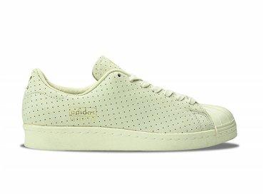 Adidas Superstar 80s Clean Chalk White/White/Gold S32025