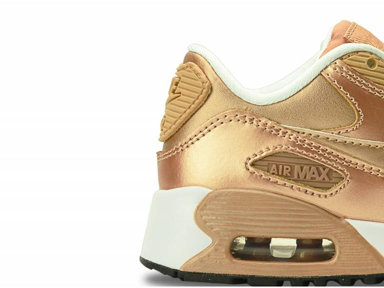 Air Max 90 SE Leather PS Metalic Red/Bronze 859562 900