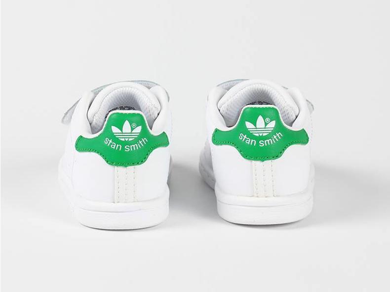 Stan Smith CF I White/Green M20609