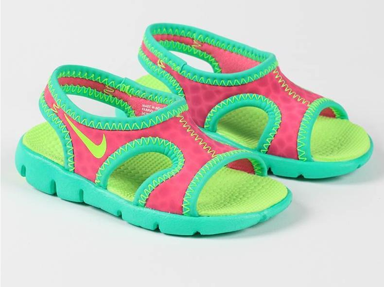 Sunray 9 TD Hot Pink/Flash Lime 34375 605