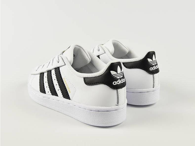 Superstar Foundation C Off White/Core Black/Off White BA8378