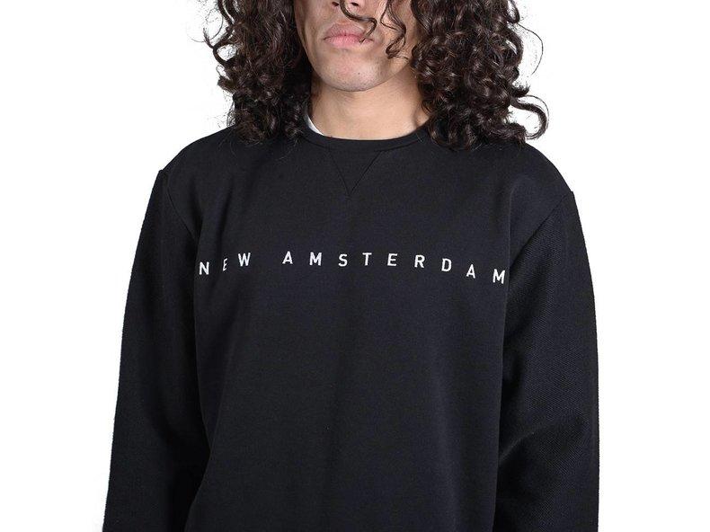 New Amsterdam Sweater Black