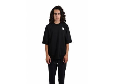 DeZeep Logo t shirt Black