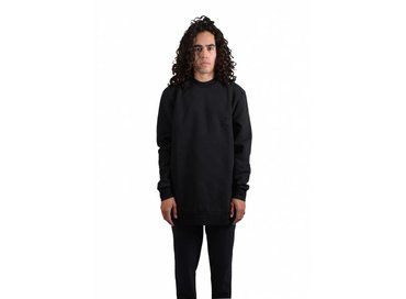 DeZeep Stamp Sweater Black