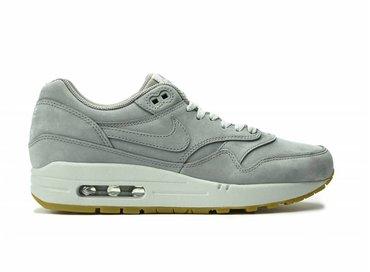 Nike Air Max 1 LTR Premium Medium Grey/Medium Grey 705282 005