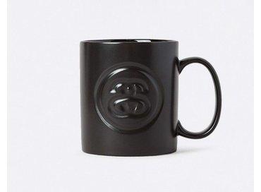 Stussy SS-Link Debossed Mug Black 138549/0001