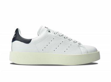 Adidas Stan Smith Bold W Core Black/Collegiate Navy BA7770