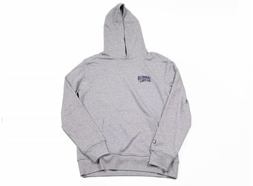 Billionaire Boys Club Small Arch Logo Hoodie Heather Grey B0015K001