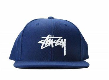 Stussy Stock FA16 Cap Navy