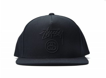 Stussy Stock Lock FA16 Cap Black