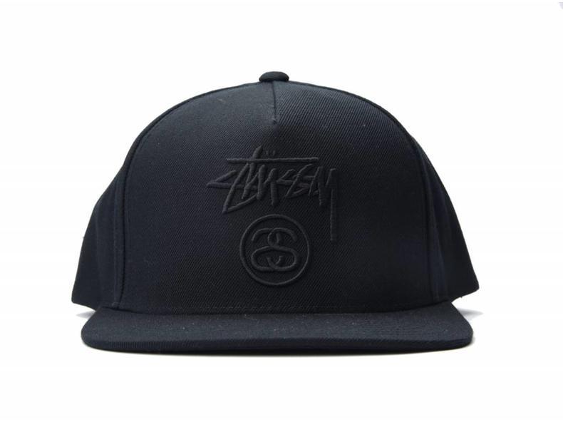 Stock Lock FA16 Cap Black