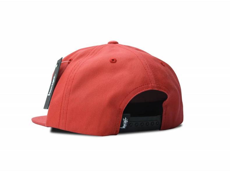 Stock Pigment Cap Red