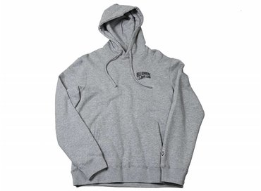Billionaire Boys Club Small Arch Logo Hoodie Heather Grey/Black