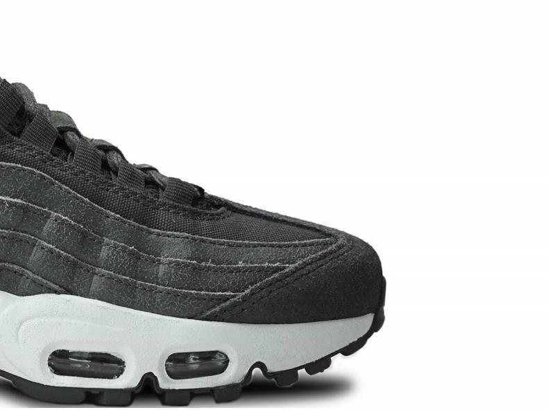 WMNS Air Max 95 PRM Midnight Fog/Midnight Fog 807443 005