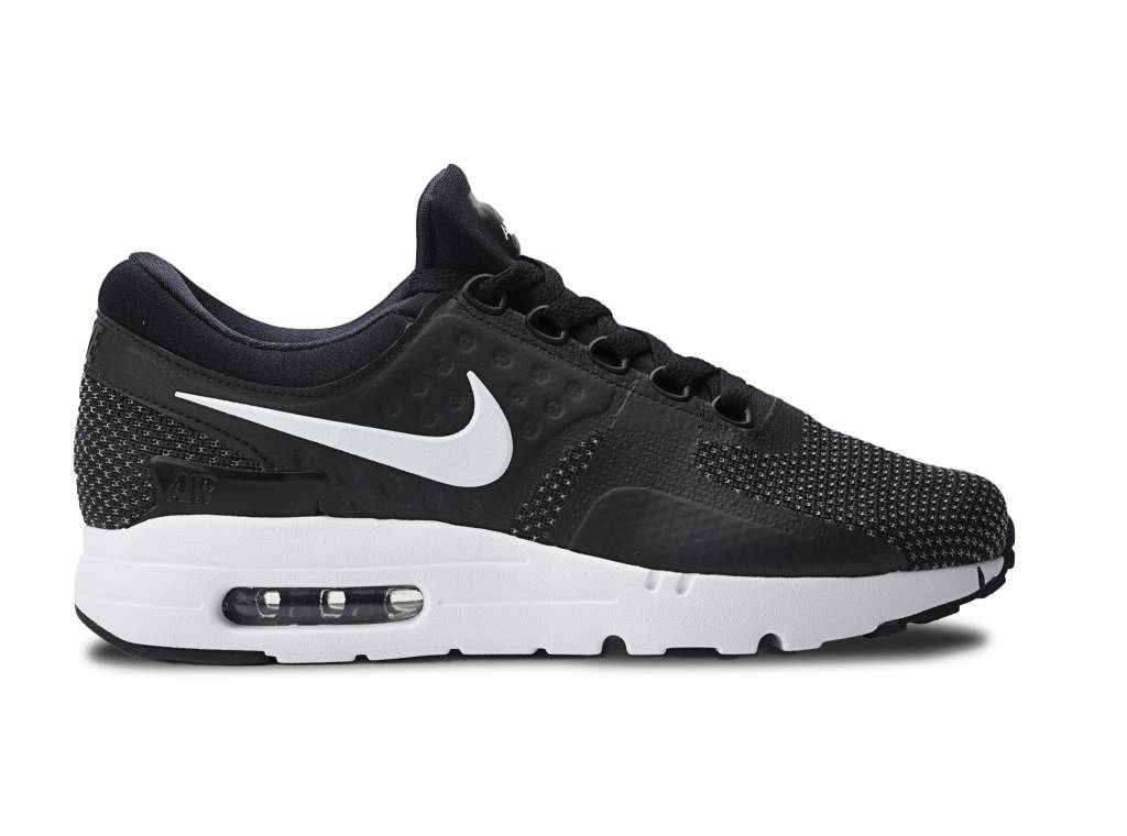 Air Max Zero Essential BlackWhiteDark Grey 876070 004