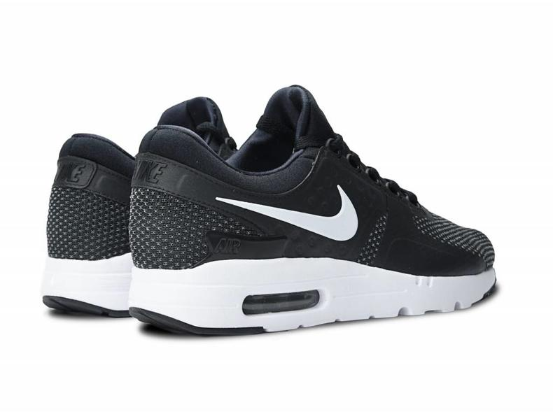 Air Max Zero Essential Black/White/Dark Grey 876070 004